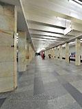"""Станция метро """"Проспект Вернадского""""."""