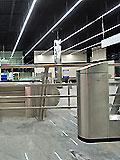 Станция метро - Пятницкое шоссе, Арбатско-Покровская линия. Северный наземный вестибюль;.