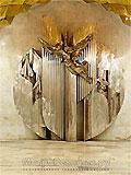 """Станция """"Авиамоторная"""" скульптурная композиция, олицетворяющая победу человека над воздушной стихией."""