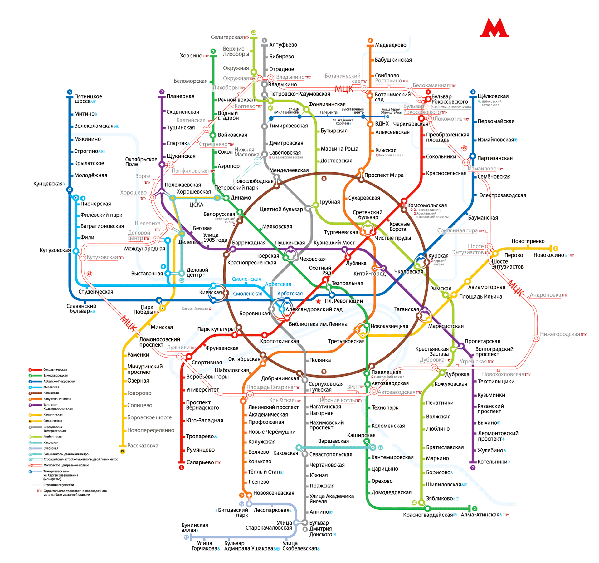 Эффективная реклама в метро на эскалаторах, станциях и в вагонах