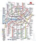 Реклама в метро. Щиты на эскалаторах. Схема линий Московского метрополитена. План-схемы станций на которых предусмотрены рекламные места на эскалаторах.