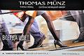 Обувь THOMAS MUNZ не только комфортная, износостойкая, современная, стильная, но и что гораздо важнее – сохраняющая Ваше здоровье