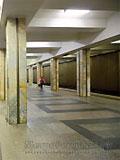 """Станция метро """"Щукинская"""". Станционный зал."""