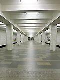 """Станция метро """"БЕГОВАЯ"""". Станция """"БЕГОВАЯ"""". Станционный зал."""